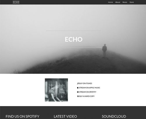 Echo Band Theme Bundle